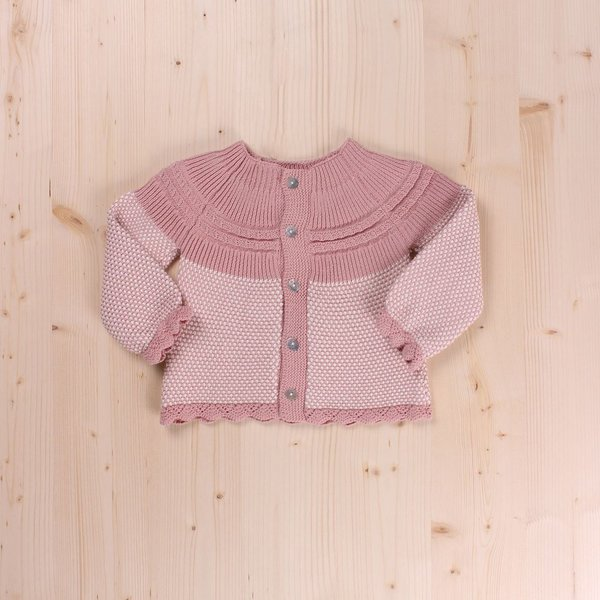 "Baby Strickjacke ""Lisa"""